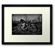 Calvin Cochran  Framed Print