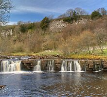 Wainwath Force by Jamie  Green
