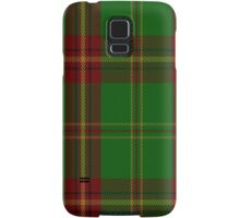 00384 Beard Family Tartan  Samsung Galaxy Case/Skin