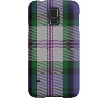 00383 Baird Dress Family Tartan  Samsung Galaxy Case/Skin