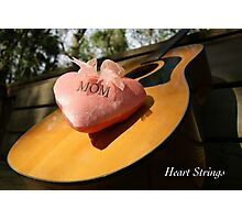Heart Strings Photographic Print