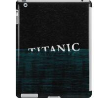 ◇ MOVIE SCRIPT / Titanic iPad Case/Skin