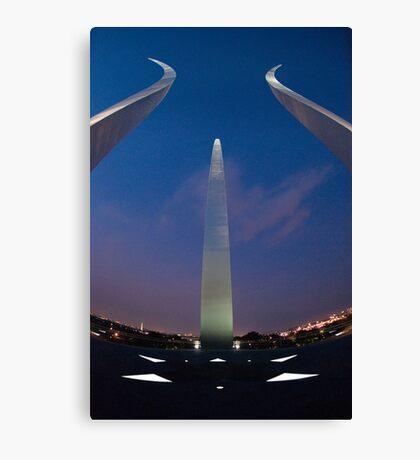 U.S. Air Force Memorial Canvas Print