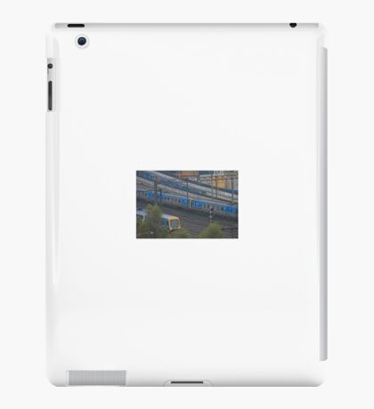 Morning rush iPad Case/Skin