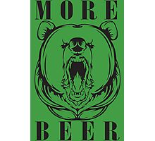 More Beer Photographic Print