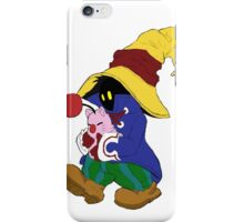 """Cuddles"" with Vivi from FF9 iPhone Case/Skin"