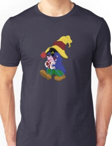 """""""Cuddles"""" with Vivi from FF9 Unisex T-Shirt"""
