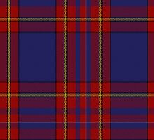 00377 Royal Salvation Army Dress Tartan  by Detnecs2013