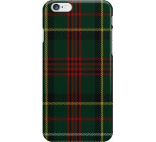 00376 Royal Army of Oman Tartan  iPhone Case/Skin