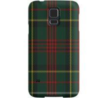 00376 Royal Army of Oman Tartan  Samsung Galaxy Case/Skin