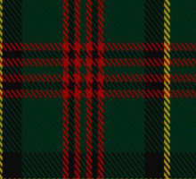 00376 Royal Army of Oman Tartan  Sticker