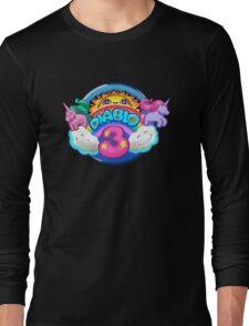 Diablo 3 Unicorn Long Sleeve T-Shirt