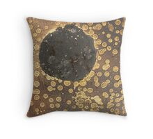 Artwork of Fire Throw Pillow