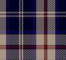 00375 Lord Arran Tartan Sticker