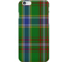 00372 Currie of Arran Family Tartan  iPhone Case/Skin