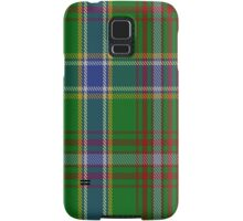 00372 Currie of Arran Family Tartan  Samsung Galaxy Case/Skin