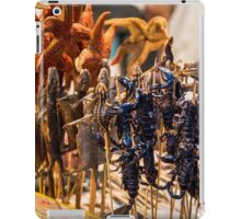 Beijing Bug Markets iPad Case/Skin