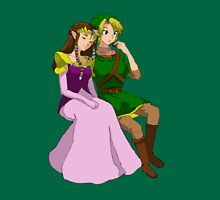A Hero and His Princess Unisex T-Shirt