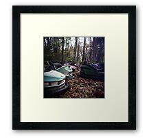 Enchanted Cars Framed Print