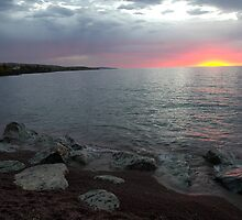 Grand Marais Sunrise  by fatcat