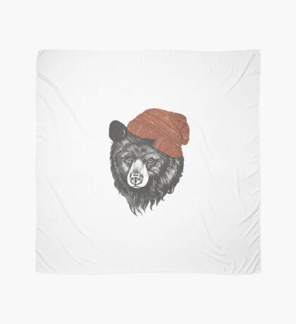 zissou the bear Scarf