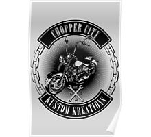 Chopper City Poster
