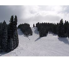 The Slopes  Photographic Print