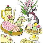Easter Feast by Kate Eller