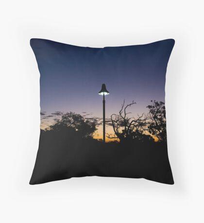 Watchman Throw Pillow