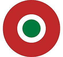 Seychelles Air Force - Roundel Photographic Print