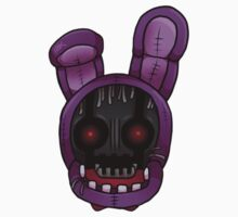 Dismantled Bonnie Sticker by InkyBlackKnight