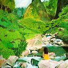 Remembering Childhood by Lokelani Forrest