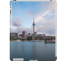Auckland City Long Exposure iPad Case/Skin