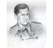 """Costantino Petrosellini """"Pedro"""" - portrait Poster"""