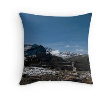 Whistler.... Throw Pillow