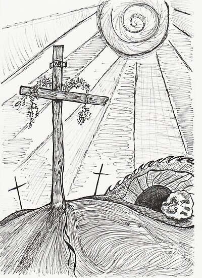 INRI - Inspired by Easter by Fiona Lokot