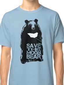 Save the Moon Bear (Bile farming makes me sick to the stomach) Classic T-Shirt
