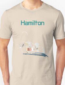 Lewis Hamilton 2015 World Champion Unisex T-Shirt