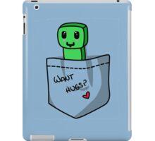 Pocket Creeper iPad Case/Skin