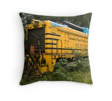 Putting down roots Throw Pillow