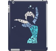 Elsa - Let it go iPad Case/Skin