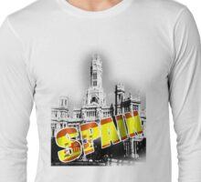 spain Long Sleeve T-Shirt