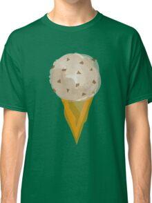Chocolate Ice Cream Classic T-Shirt
