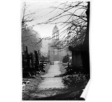 Brompton Cemetery Poster
