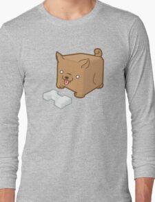 Cube Puppy Long Sleeve T-Shirt