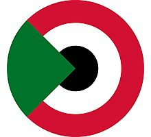 Sudanese Air Force - Roundel Photographic Print