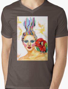 Carmen - A tropical mind Mens V-Neck T-Shirt