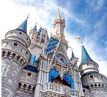 Cinderella's Castle by Eilidhmac
