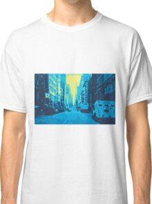 street of new york Classic T-Shirt