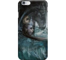 Coming Up For Air iPhone Case/Skin
